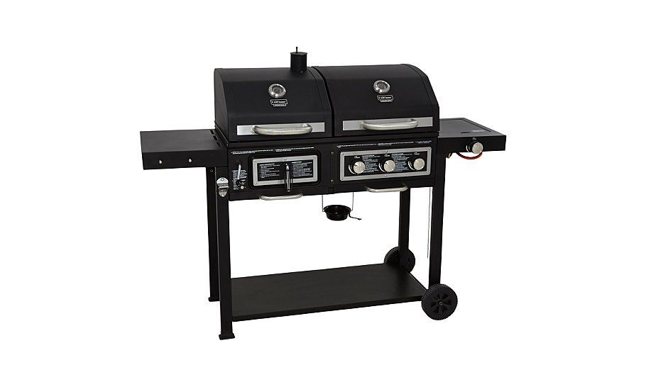 Buy Uniflame Big American Gas & Charcoal Barbecue Grill from our ...