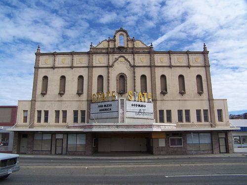 20070215 State Theatre Marysville Abandoned Hotels Abandoned