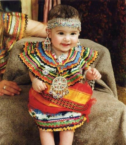 style kabyle