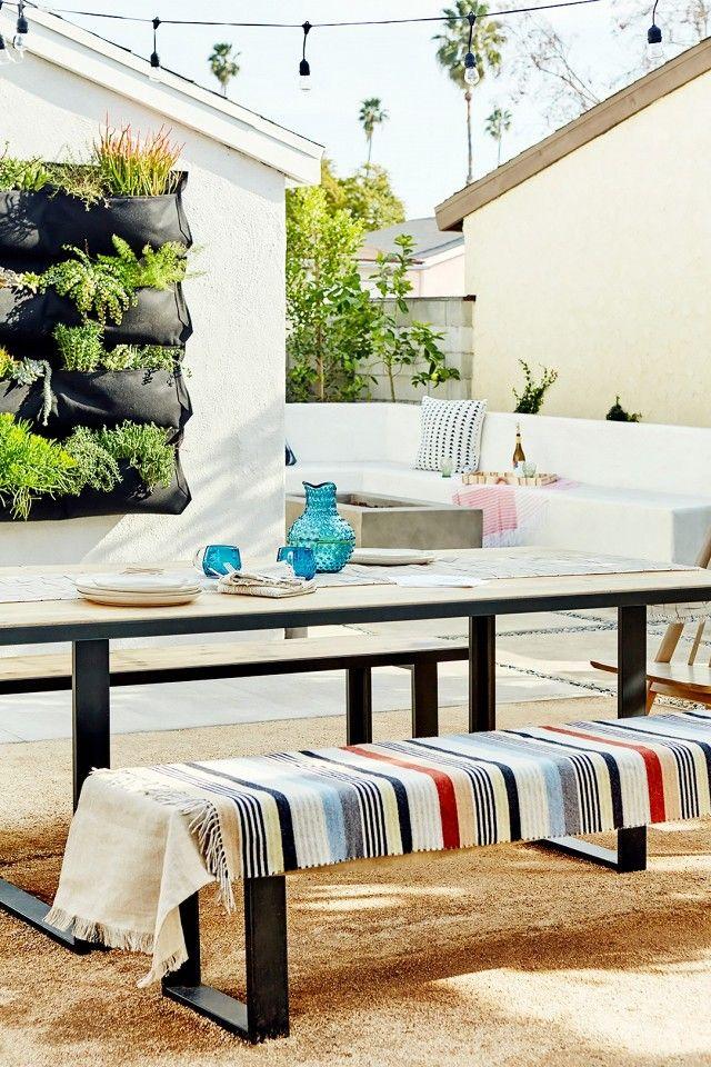 The 6 Best Celebrity Backyards We\'ve Seen | Patios, Balcones y ...
