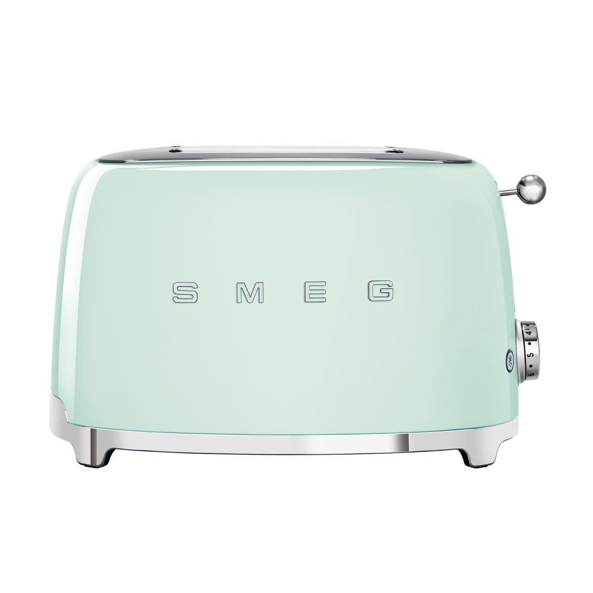 2-Scheiben ToasterTSF01 von Smeg | Connox