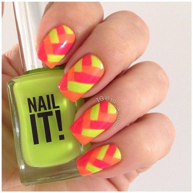 m_a_tom #nail #nails #nailart