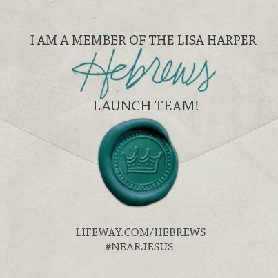Yay!!! Excited to be #nearJesus with Lisa Harper :-))))) ****happy dance****