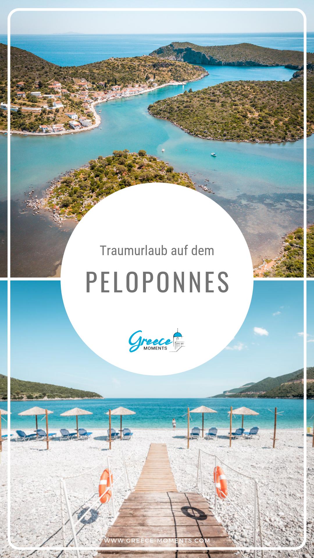 Peloponnes Rundreise • 18 Highlights der griechischen Halbinsel #visitgreece