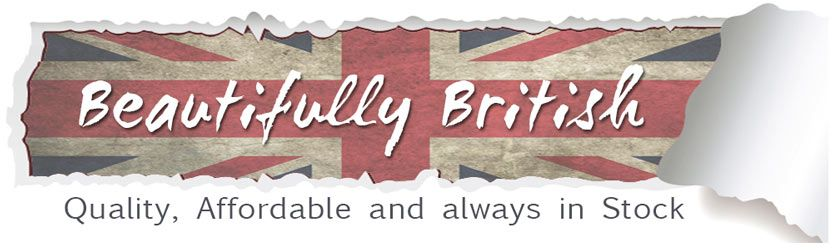 Everything British and always in stock!