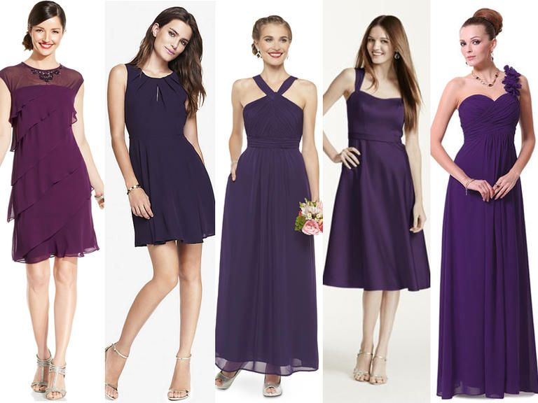 cc2a19c38 Cheap Bridesmaid Dresses: 55 Bridesmaid Dresses Under $100 | TheKnot.com