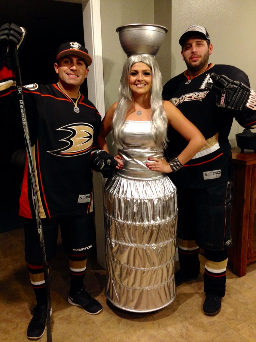 Stanley Cup Costume Stanley Cup Costume Creative Costumes Funny Adult Costumes