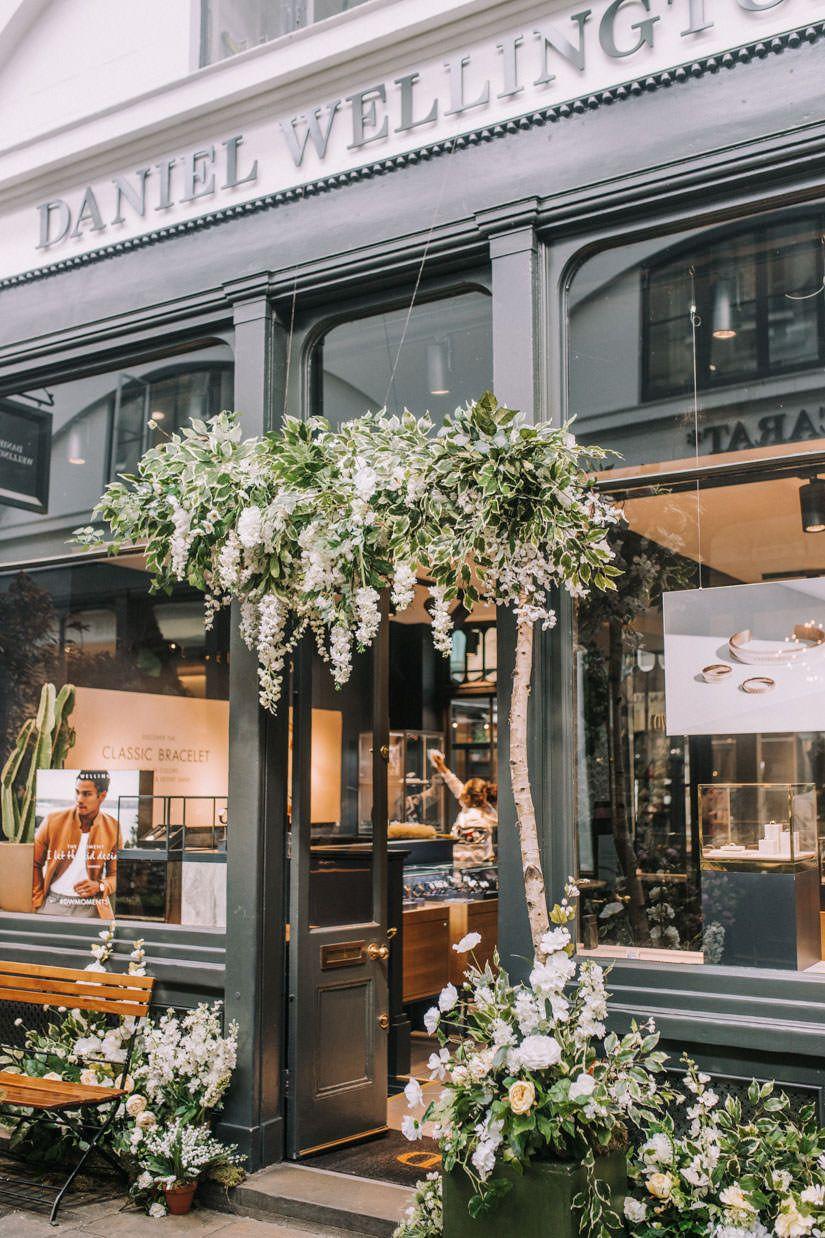 Chelsea Flower Week Floral Installations 2019 Early