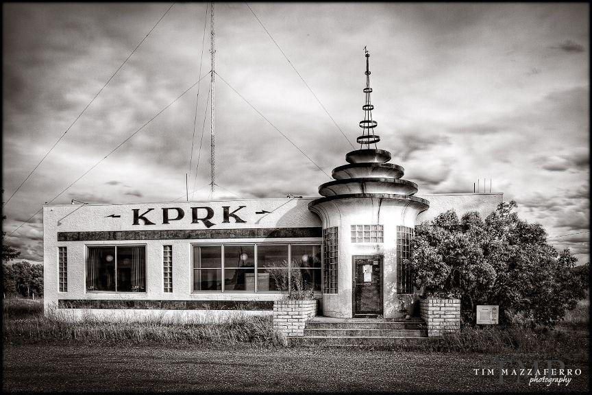 Radio Station Building | TV & Radio Buildings | Tv on the