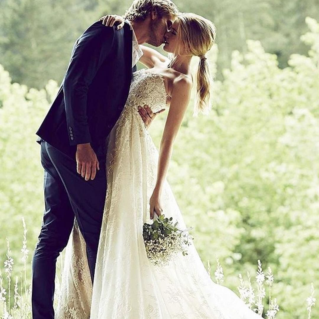 are you a modern bride this dress is sure to work with any