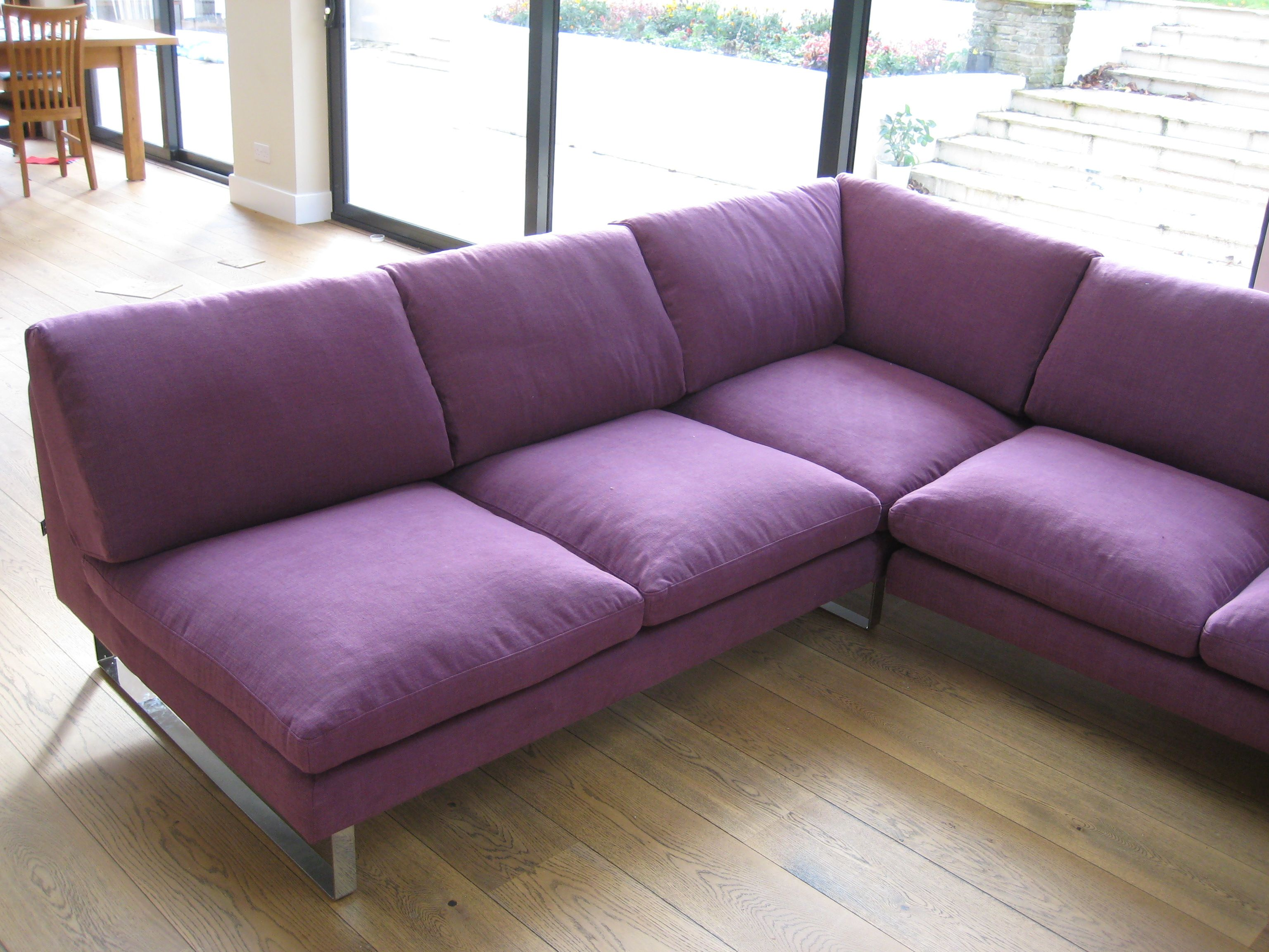 Bespoke Option   We Upholster The Armless Sofa Sections Locally If This  Open Plan Look Is Required.