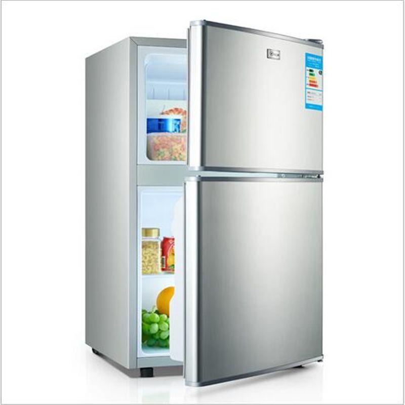 108L Mini-kühlschrank Tragbare Kühlschrank Kühlhaus & Einfrieren ...