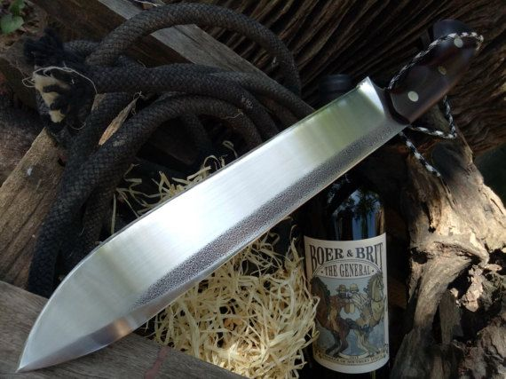 Coltello da campo grande concorrenza Chopper coltello
