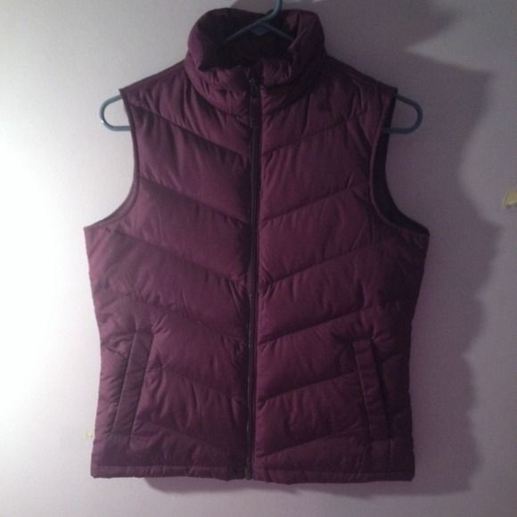 Purple Vest. Comfy and warm. Great for layering when going on a hike or a walk when it's chilly. Jackets & Coats