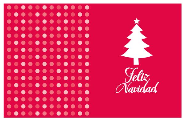tarjetas_navidad_arbol.png (600×393) | Cositas ♡ | Pinterest ...