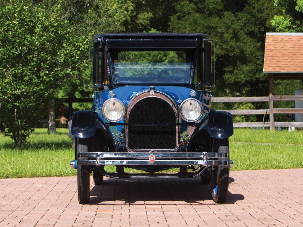 1923 Oldsmobile Model 43-A Brougham | Front View Car Gallery ...