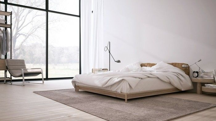 minimalistisch wohnen, minimalistisch wohnen - 54 einrichtungsideen für schlichte, Design ideen