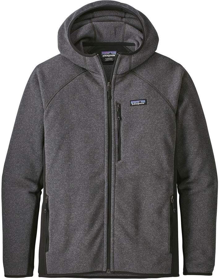 Patagonia Performance Better Sweater Hooded Fleece Jacket - Men s ... e7856d2c2