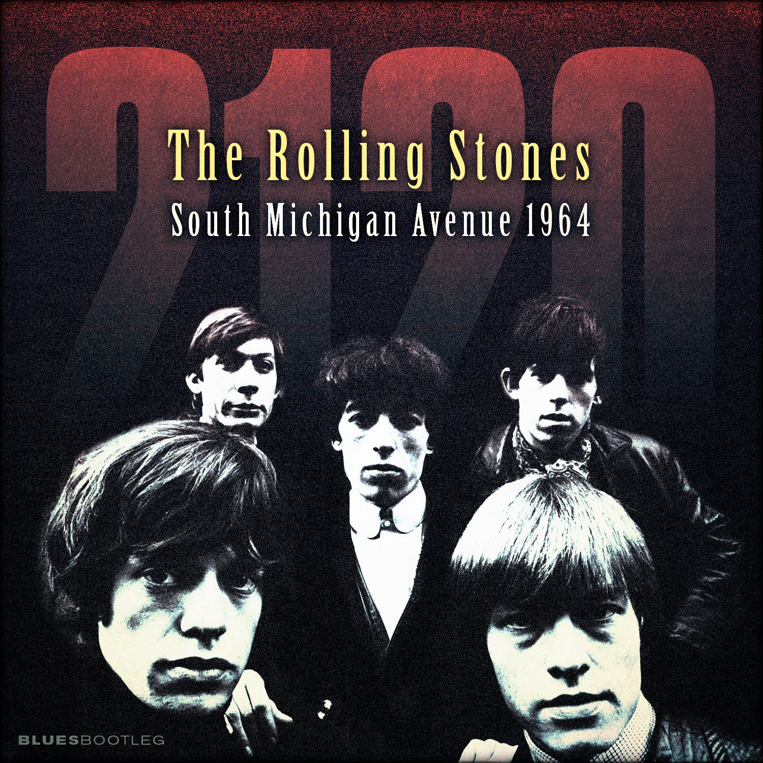 The Rolling Stones - 2120 South Michigan Avenue 1964   Graphic ...