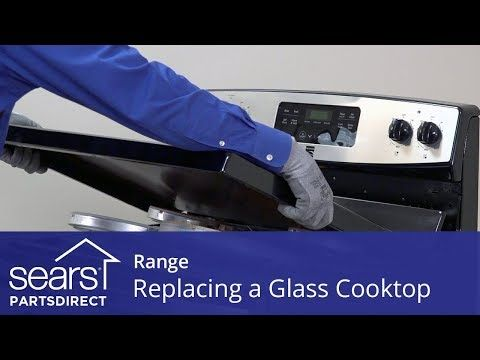 If The Glass Cooktop On A Range Is Cracked Or Damaged This Easy