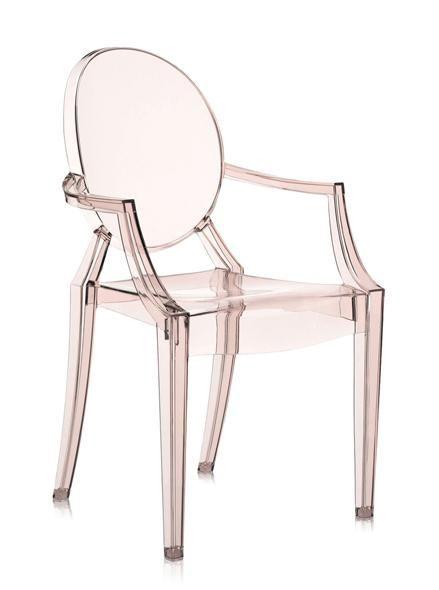 Design Stoelen Philippe Starck.Louis Ghost Eetkamerstoelen Stoelen Chair Accent Chairs