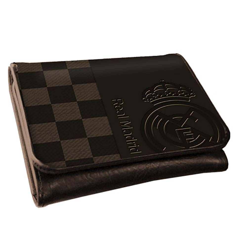 CARTERA BILLETERA NEGRA REAL MADRID REAL MADRID CF Pinterest