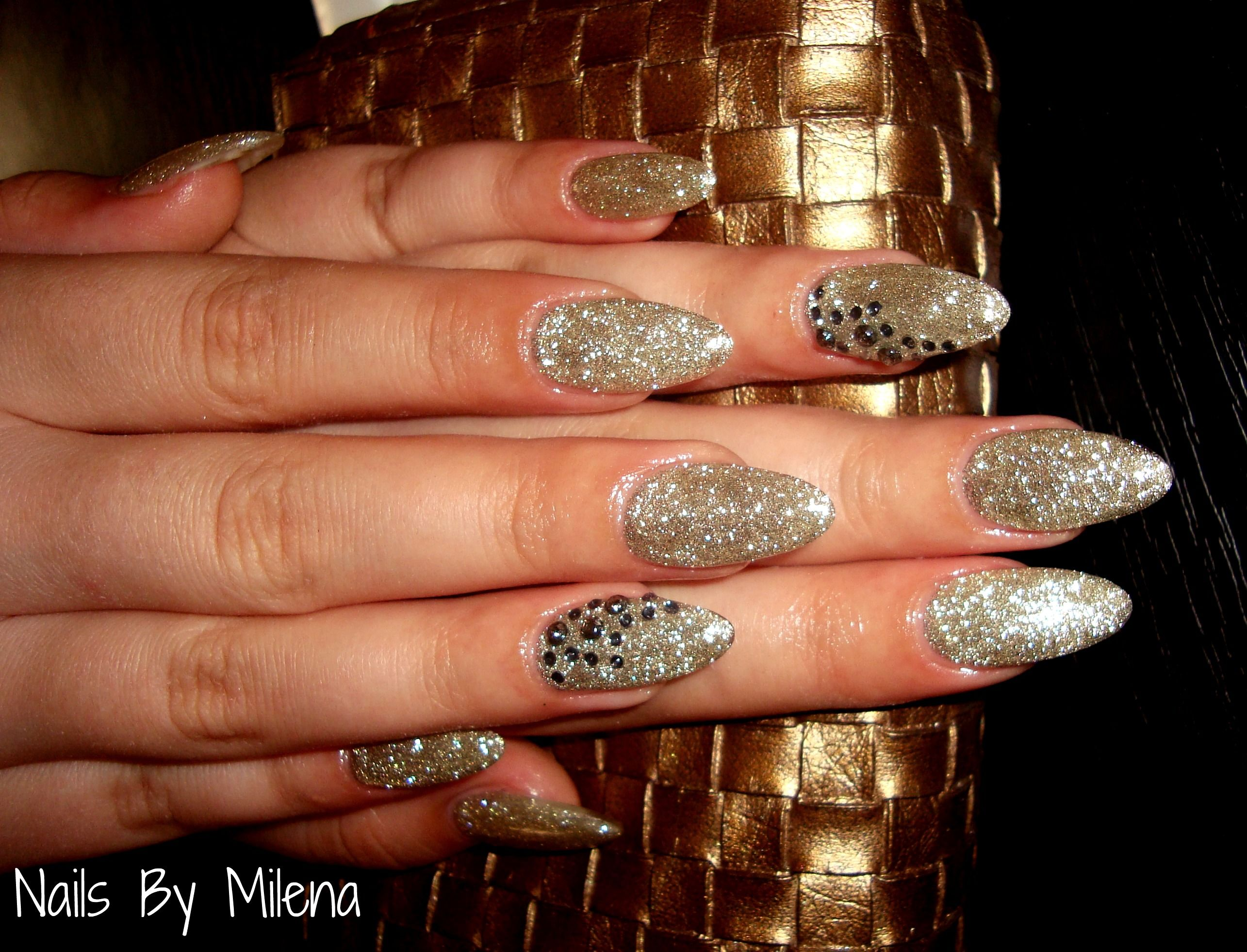 nails Full Diamond Collection....