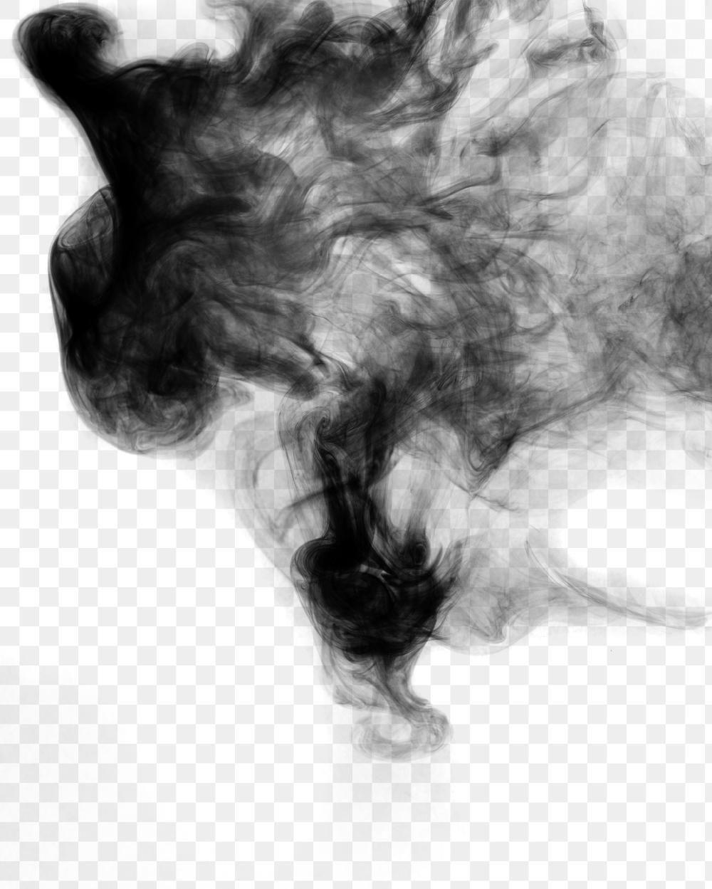 Black Smoke Effect Design Element Free Image By Rawpixel Com Black Smoke Design Element Black Clouds