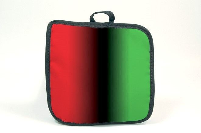 Red, Black and Green