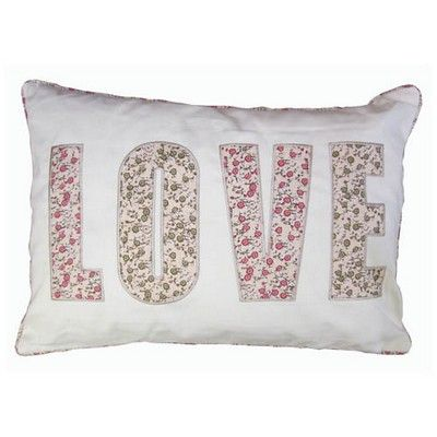Love Letters Cushion