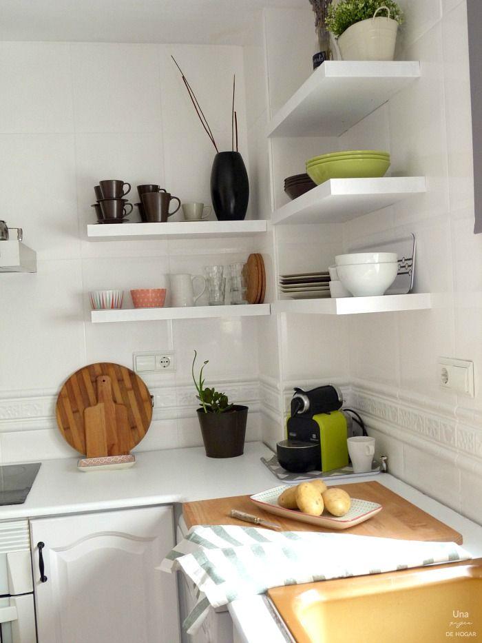 Reforma de mi cocina sin obras pinterest detalles en - Reformar muebles ...