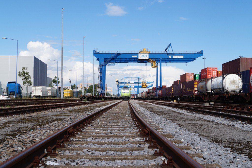 Teilabschnitt der neuen Seidenstraße endet in Duisburg