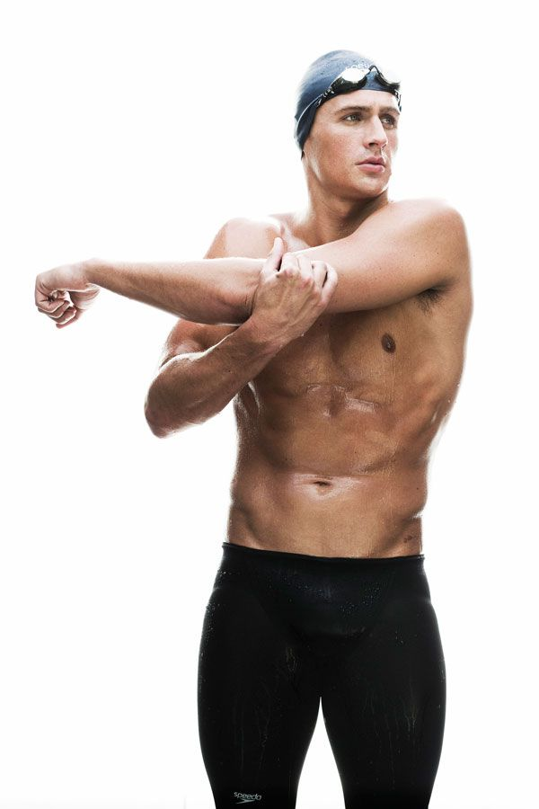 Elastic Waist Skirt Ryan Lochte Swimmer Celebrities