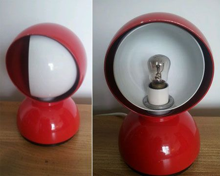 Ebay watch 1960s vico magistretti eclisse table lamp futuristic ebay watch 1960s vico magistretti eclisse table lamp aloadofball Image collections