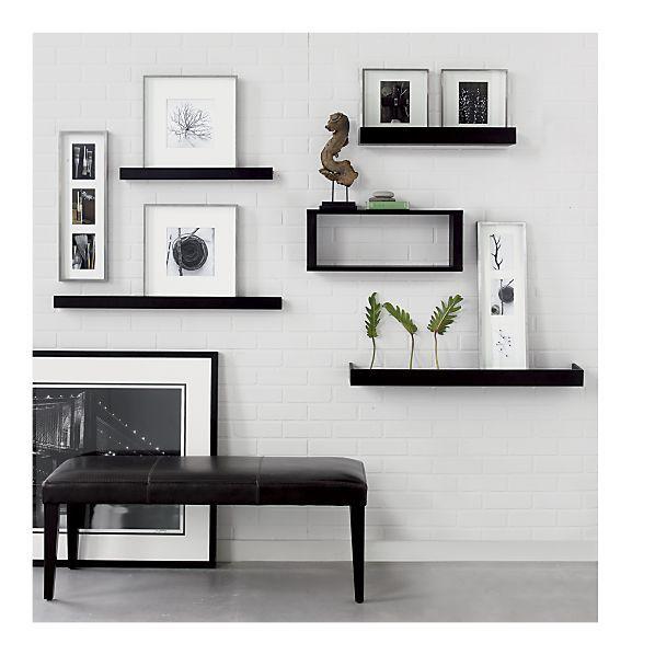 Shelves Dining Room Floating Shelves Decor Wall Decor