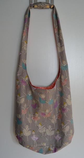Umhängetasche Hippie Tasche Wendetasche von Lotta Leben