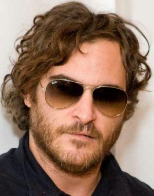 Joaquin Phoenix Ray Ban Aviator Sunglasses | Celebrity Sunglasses