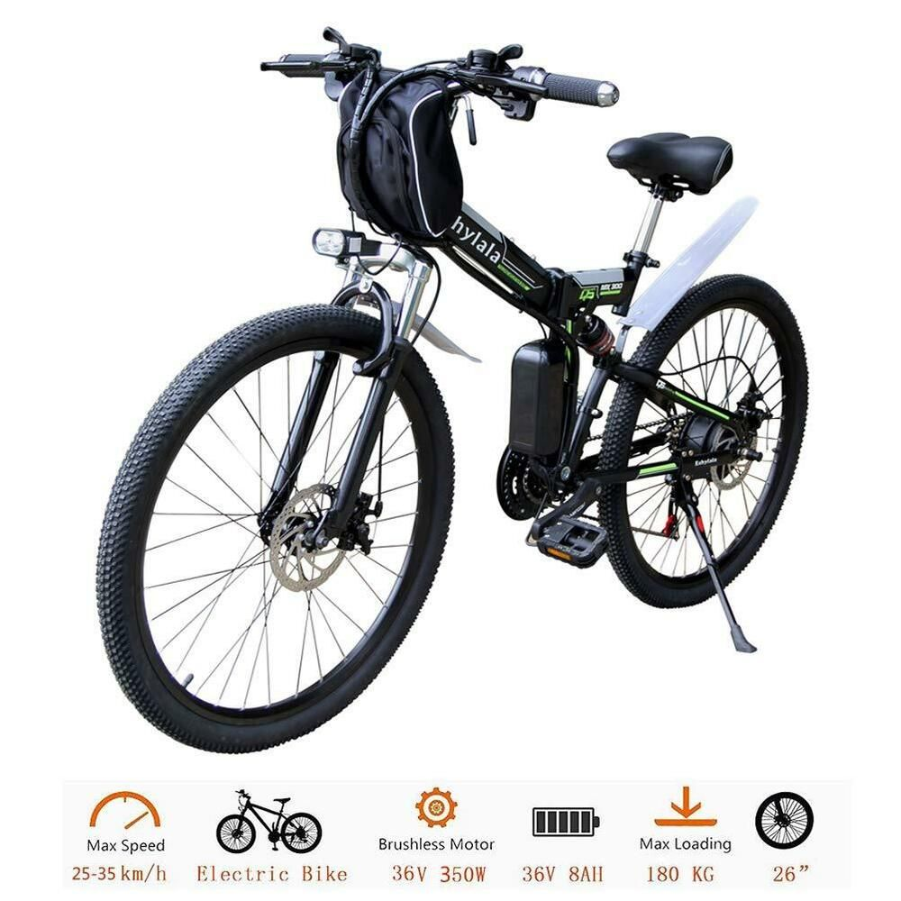 Ebay Sponsored Eshylala 26 Bicycle Folding Electric Bike City