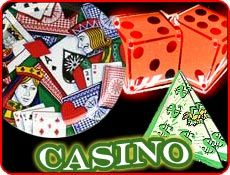 Casino Style Wedding Shower Invitation Ideas