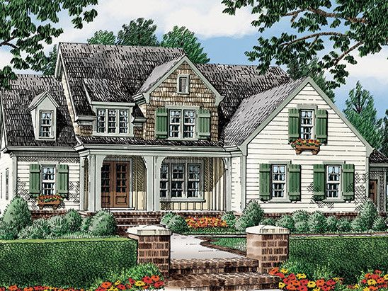 Why We Love Southern Living House Plan 1929 Country Style House Plans Southern Living House Plans Southern House Plans