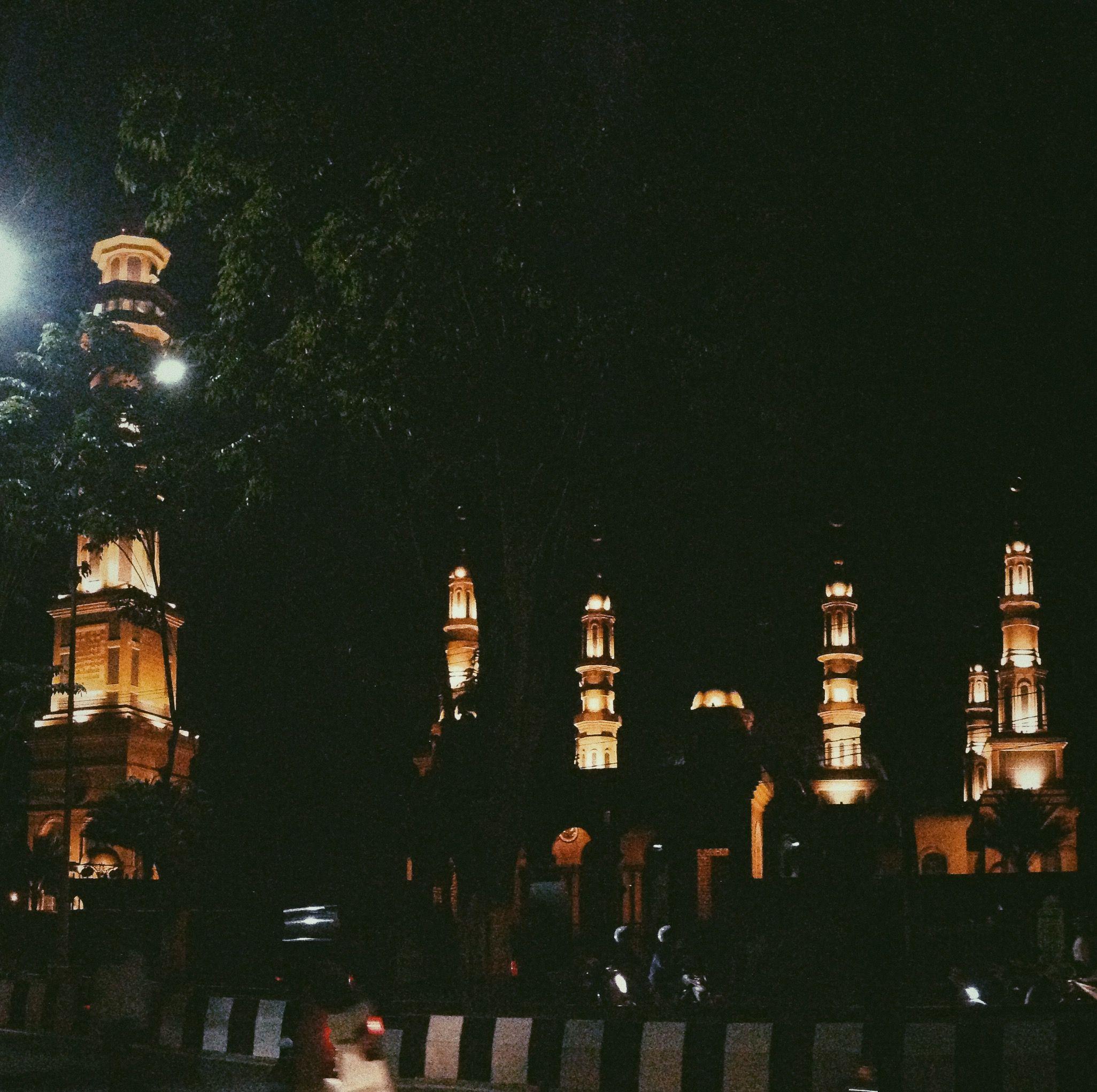 Islamic Center Mosque Samarinda Dengan Gambar