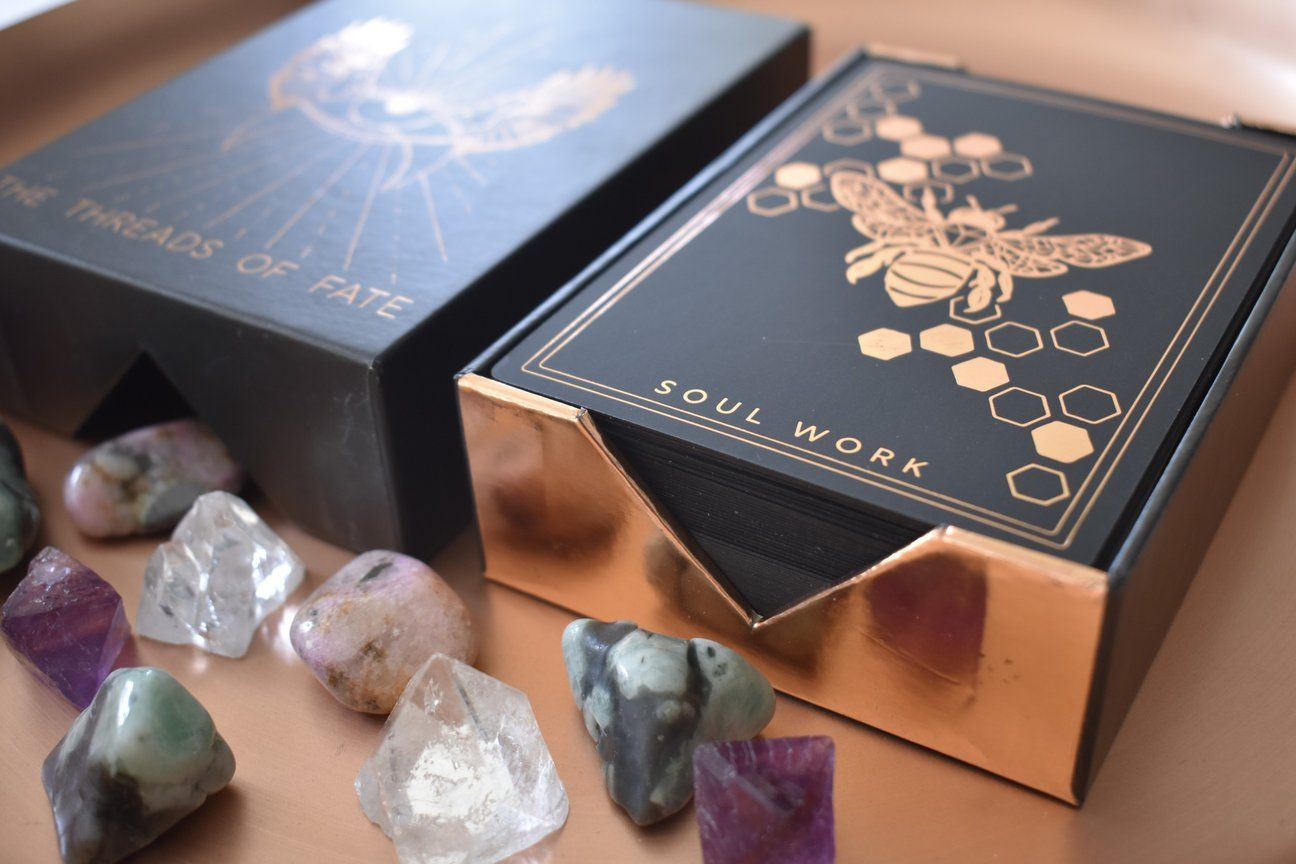 Threads of Fate Oracle - Rose Edition