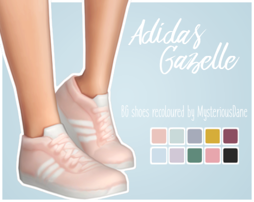 sims 3 adidas shoes