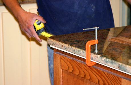 How To Measure The Granite Kitchen Countertops