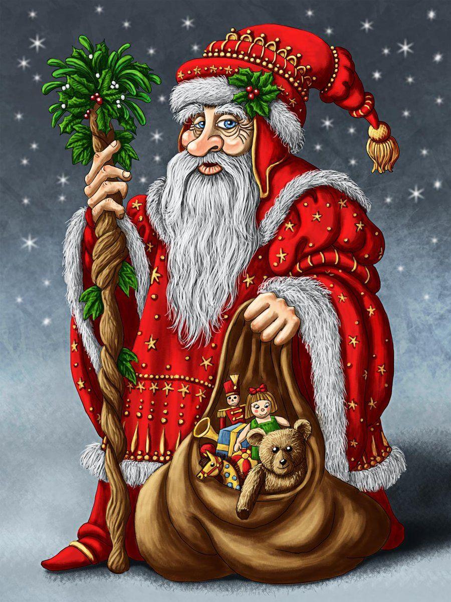 Santa Claus Santa Claus Santa Claus Is Coming To Town Santa