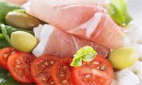 #Pan Polar Redondo con #jamón serrano y #aceitunas (receta en www.ibepan.es)