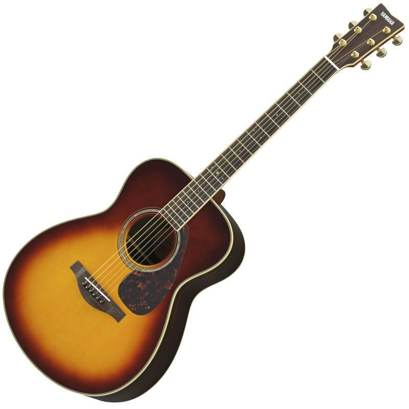 Yamaha Ls6r Are Small Body Acoustic Guitar W Case Brown Sunburst B Stock B2 Acousticguitar Acoustic Guitar Yamaha Guitar Acoustic