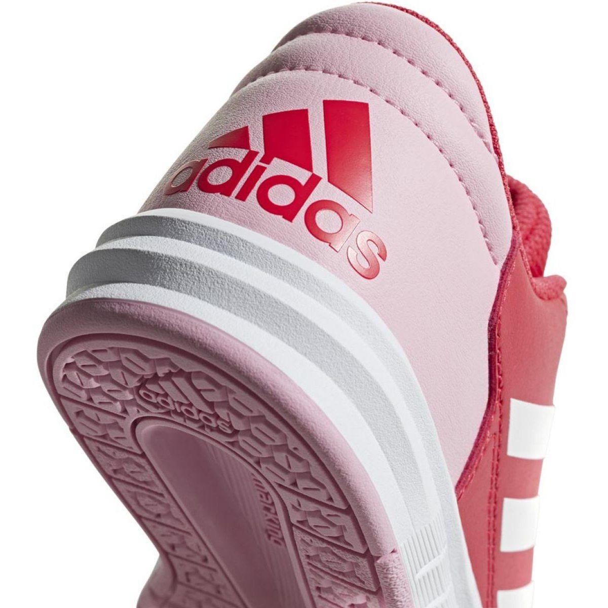Buty Adidas Altasport K Jr D96866 Czerwone Sports Shoes Adidas Childrens Shoes Kid Shoes