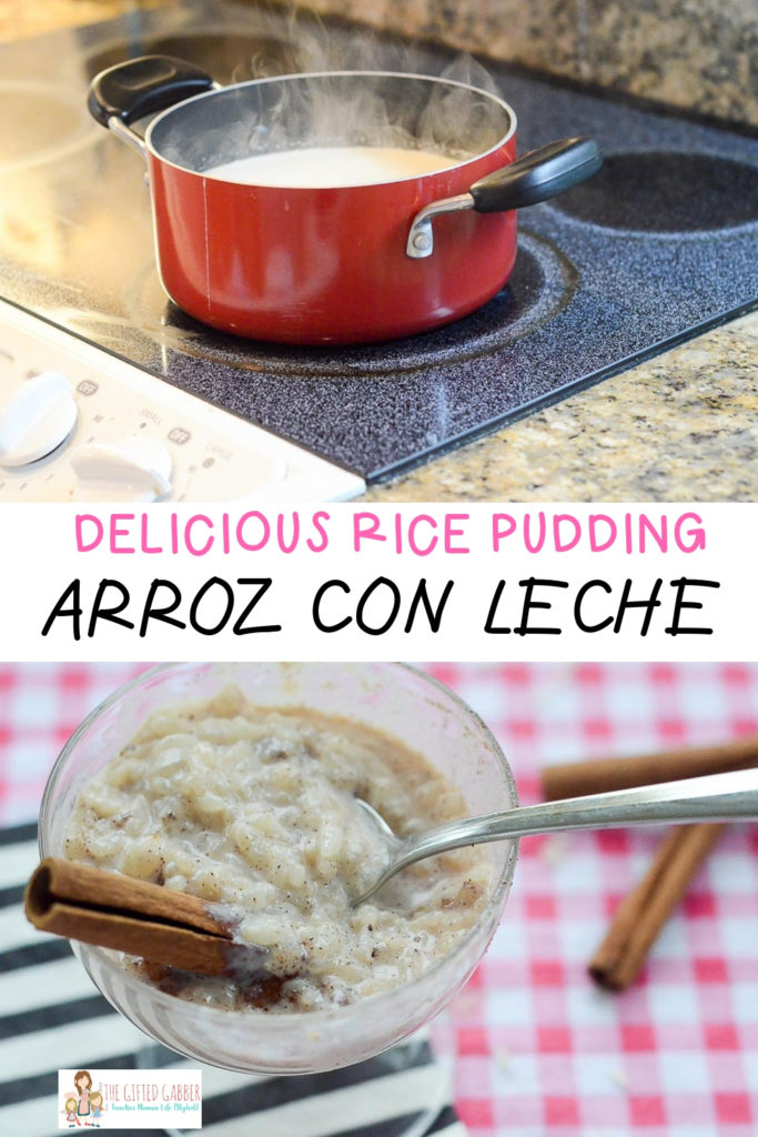 Photo of Arroz con Leche – Panamanian Rice Pudding – The Gifted Gabber