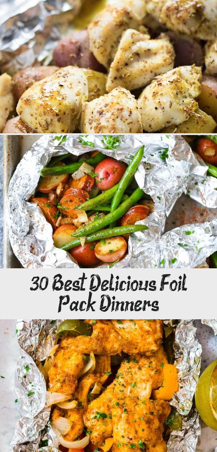 Photo of 30 Best Delicious Foil Pack Dinners – Best Recipes